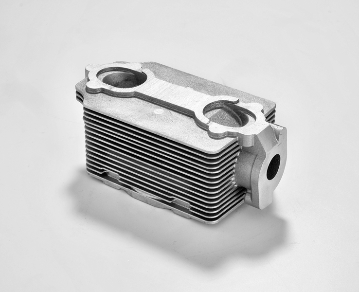 air cooled cylinder head